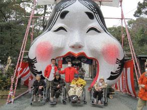 柳川 日吉神社 初詣