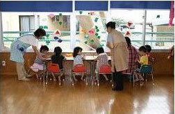 園内幼稚園(子ども家庭支援センター)